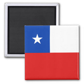 Chile Flag Magnet