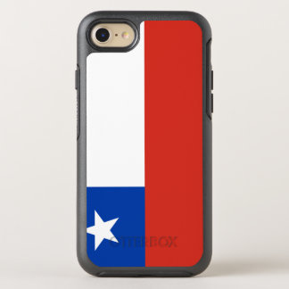 Chile Flag OtterBox Symmetry iPhone 8/7 Case