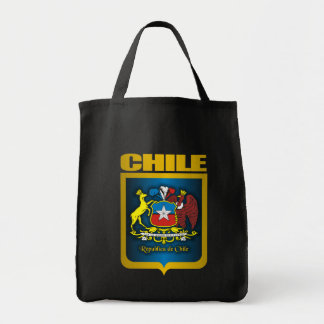 """Chile Gold"" Tote Bag"