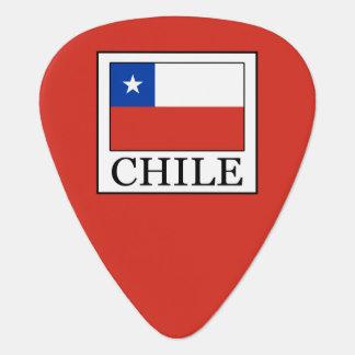 Chile Guitar Pick