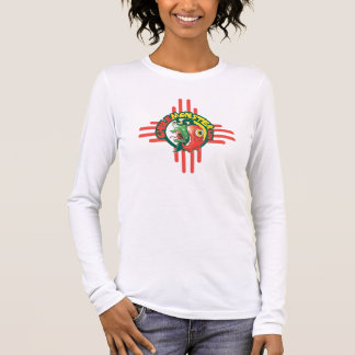 Chile Monster Long Sleeve Ladies Tee