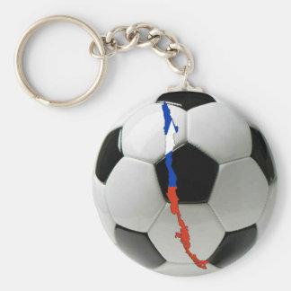 Chile national team keychain