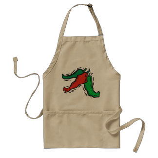 Chile Peppers Standard Apron