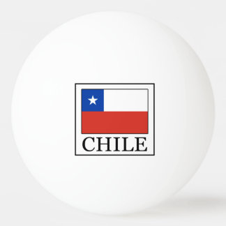 Chile Ping Pong Ball