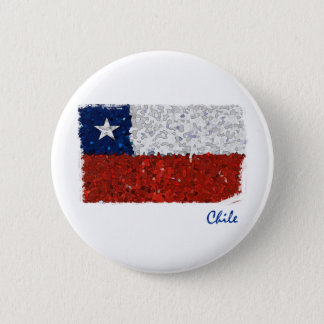 Chile Pintado 2 Inch Round Button