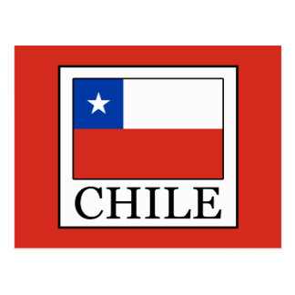 Chile Postcard