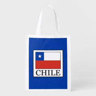 Chile Reusable Grocery Bag