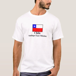Chile Santiago East Mission T-Shirt
