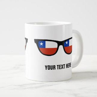 Chile Shades custom mugs Jumbo Mug
