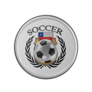 Chile Soccer 2016 Fan Gear Speaker