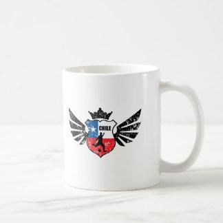 Chile soccer coffee mug