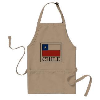 Chile Standard Apron