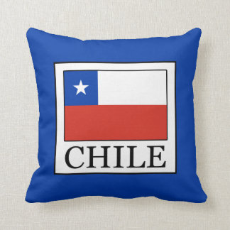 Chile Throw Pillow