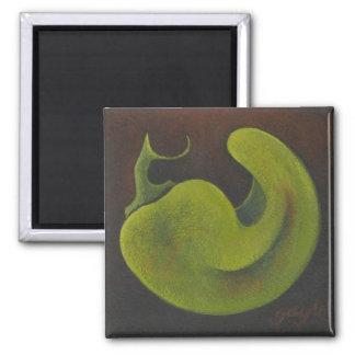 Chile Trio (green) Magnet
