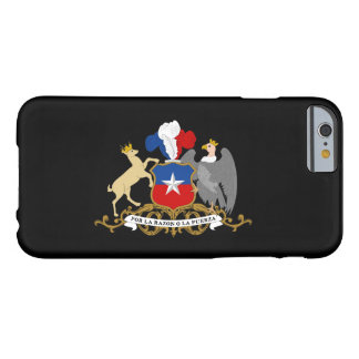 Chilean coat of arms barely there iPhone 6 case