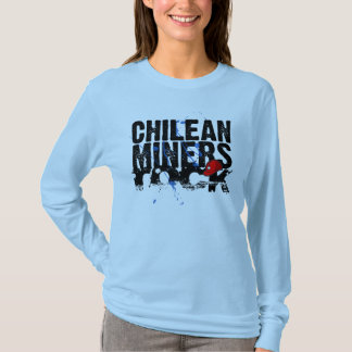 Chilean Miners Rock! T-Shirt
