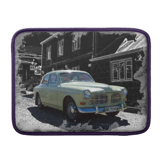 Chilean old car sleeve for MacBook air