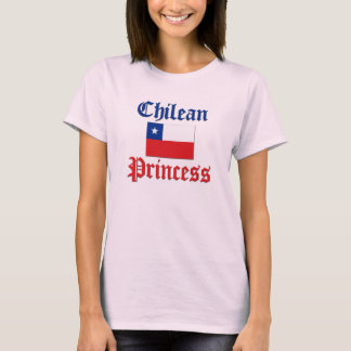 Chilean Princess T-Shirt