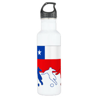 Chilean Soccer Players 710 Ml Water Bottle