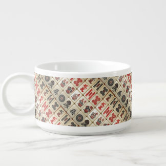 Chili bowl Mahjong pattern