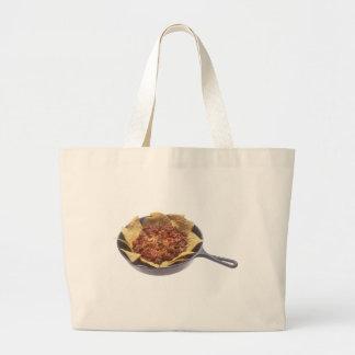 Chili Cheese Nachos Tote Bag