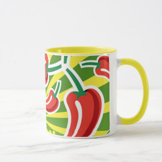Chili Coffee Mug