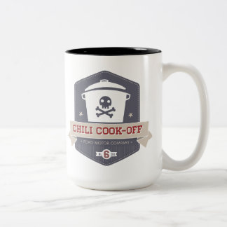 Chili Cook-Off coffee cup