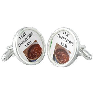 chili cufflinks