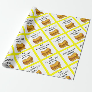 chili dog wrapping paper