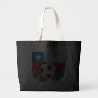 Chili Futbol Tote bag