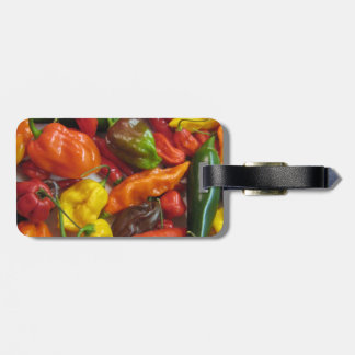 Chili Head Products Luggage Tag