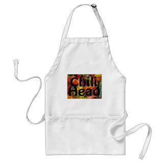 Chili Head Products Standard Apron