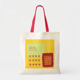 Chili Lemon Wedding Gift Bag