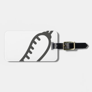 Chili Luggage Tag