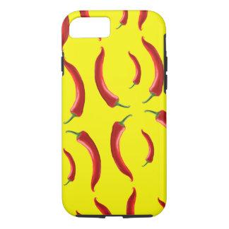 Chili Pattern iPhone 7 Case