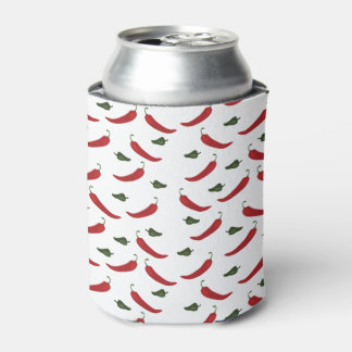 Chili Pepper Can Cooler