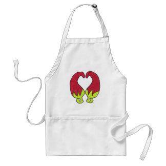 Chili Pepper Love Standard Apron