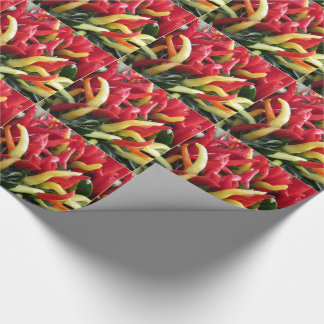 Chili Pepper Wrapping Paper