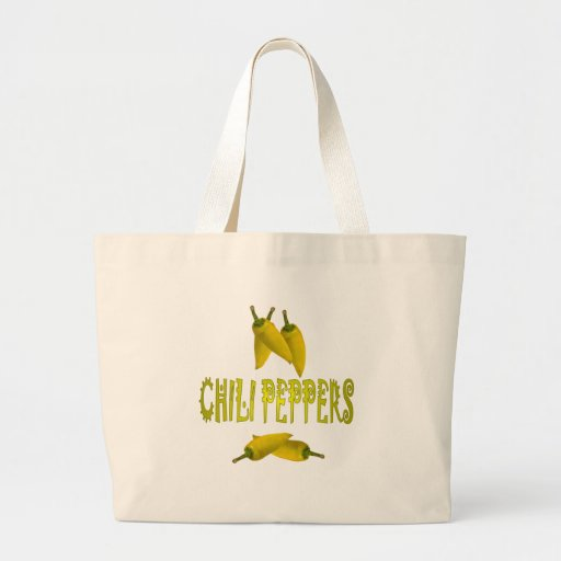 CHILI PEPPERS BAGS