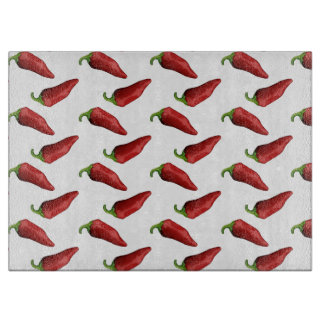 Chili peppers boards