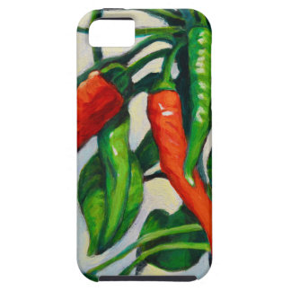 Chili Peppers Case For The iPhone 5