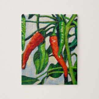 Chili Peppers Jigsaw Puzzle