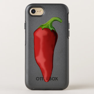 Chili peppers OtterBox symmetry iPhone 8/7 case