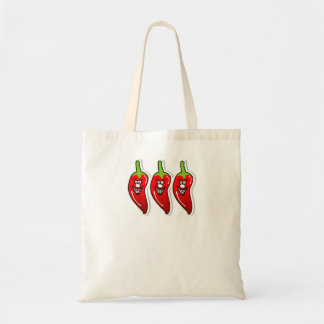 Chili Smile *Budget Tote 2 Budget Tote Bag
