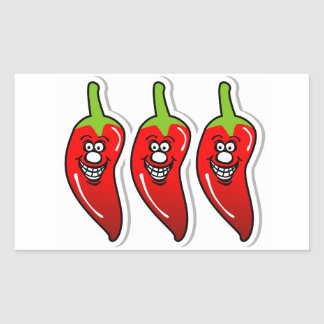 Chili Smile *Sticker Sticker