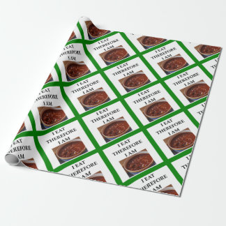 chili wrapping paper