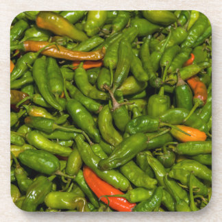 Chilis For Sale At Market Coaster