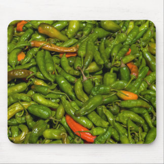 Chilis For Sale At Market Mouse Pad
