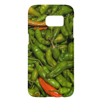 Chilis For Sale At Market Samsung Galaxy S7 Case