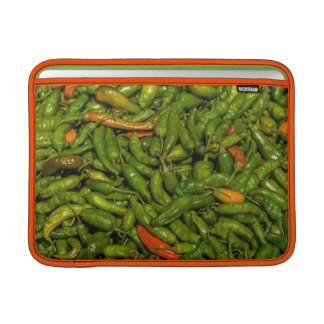 Chilis For Sale At Market Sleeve For MacBook Air